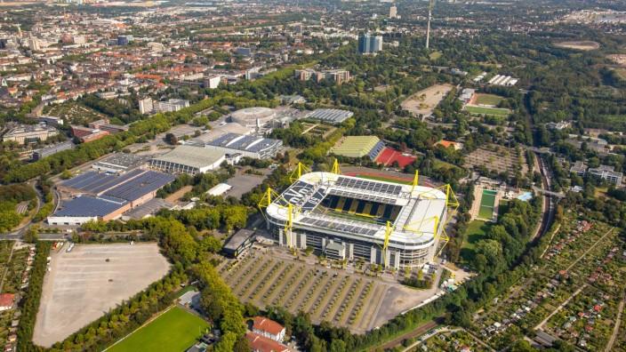 Signal Iduna Park Westfalenstadion Bundesligastadion Fussballstadion BVB Stadion Borussia Dortm