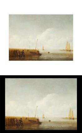 Tulpen, Tabak, Heringsfang. Niederländische Malerei des Goldenen Zeitalters