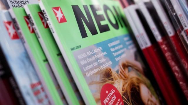 G+J stellt Magazin 'Neon' ein