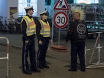 Lelex Übung Polizei Hauptbahnhof München