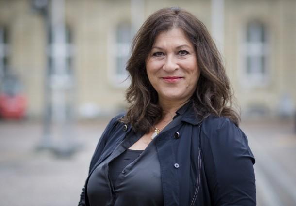 Schauspielerin Mattes