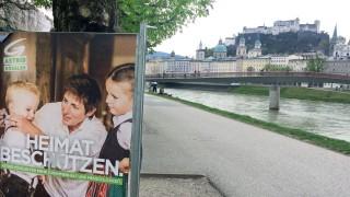 Politik Österreich Grüne vor der Salzburgwahl