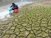 Welt-Wasser-Forum Dürre Trockenheit