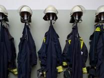 Nachwuchskampagne für Feuerwehr Thema vor und im Landtag