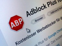Internet-Werbeblocker  Adblock Plus