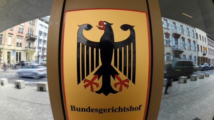 Bundesgerichtshof (BGH) in Karlsruhe