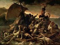 """""""Das Floß der Medusa"""", Théodor Géricault"""