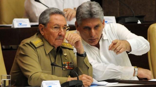 Profil Kubas neuer Präsident