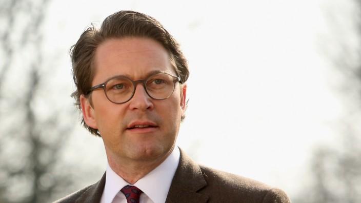 Government Holds Retreat At Schloss Meseberg