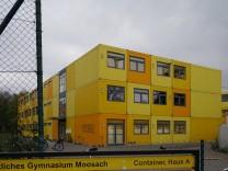 Gymnasium Moosach in München, 2017