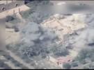 Nach Luftschlag: Haus zerfällt zu Staub (Vorschaubild)