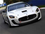 Maserati GranTurismo MC; Pressinform