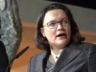 """Nahles zu SPD-Vorsitz: """"Ich kann das"""" (Vorschaubild)"""