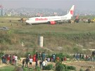 Unfall legt Flughafen von Kathmandu lahm (Vorschaubild)