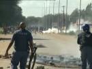 Plünderungen und Krawalle in Südafrika (Vorschaubild)