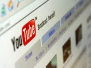 youtube. AFP