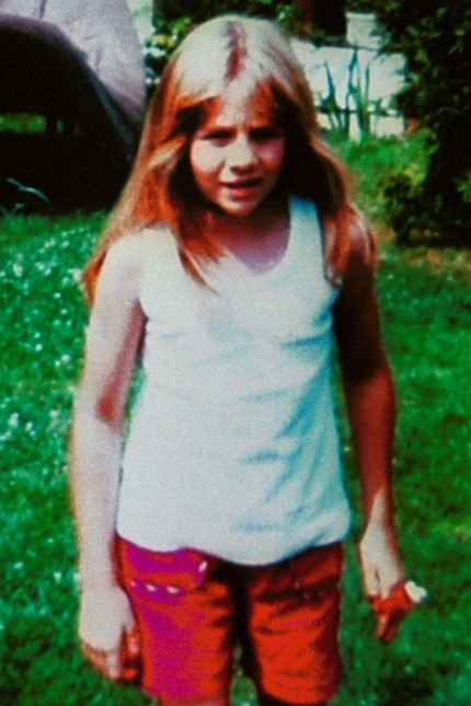 FILE PHOTO OF POLICE HANDOUT PICTURE OF MISSING  CHILD JOHANNA BOHNACKER