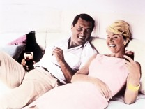 Bettgeflüster 1959 Jan Morrow DORIS DAY ahnt nicht daß sich hinter dem charmanten Rex ROCK HUD