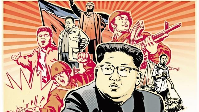 Nordkorea; Kim Jong-un