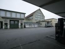 Großmarkt, Großmarkthalle