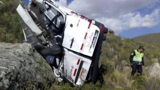 Verkehrsunfall Bus-Unfall