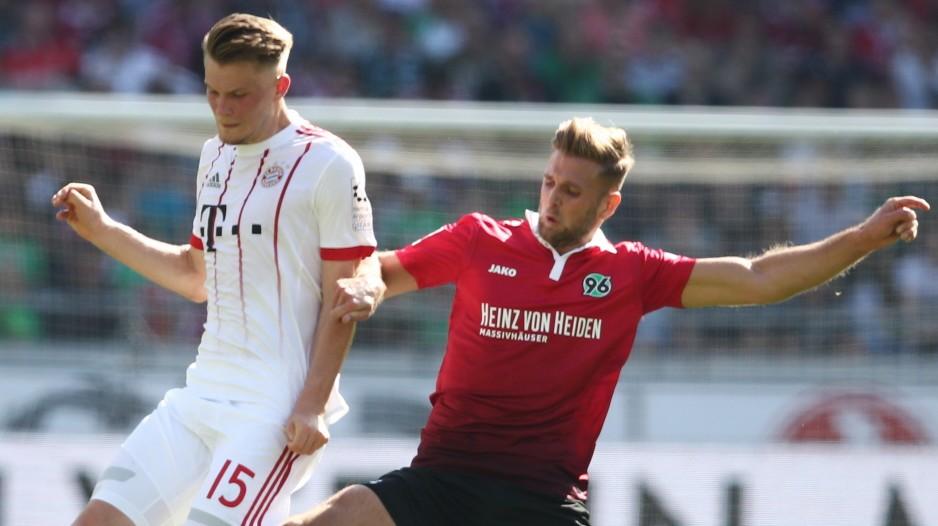 Lukas Mai gegen Hannover: Weiter so, Junge