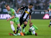 Fussball Bundesliga Deutschland Herren Saison 2017 2018 30 Spieltag Borussia Park Mönchenglad