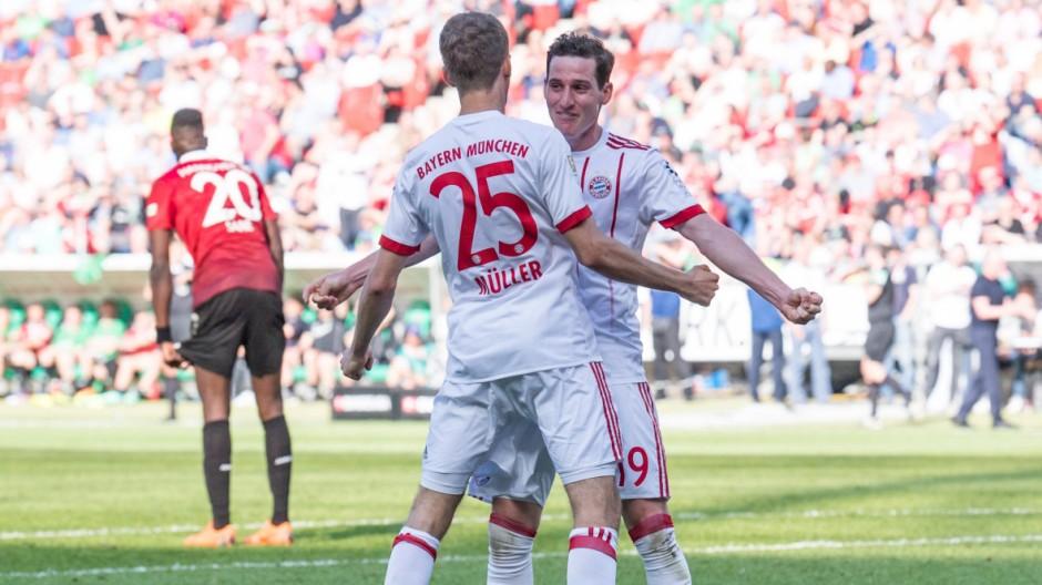 """Der FC Bayern gibt sich """"topfit"""" und """"bereit"""""""