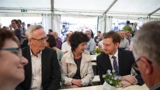Eröffnung 'Ostritzer Friedensfest'