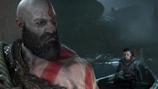 God of War im Test für Playstation 4.