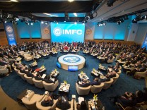 2018 spring meetings of the International Monetary Fund and World Bank
