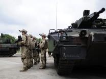 Bundeswehr Receives New Puma Light Tank