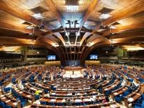 Europarat Korruption Aserbaidschan