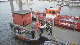 Leiche in Elbe gefunden
