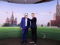 ARD und ZDF zur Fußball-WM in Russland