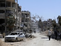 Konflikt in Syrien - Duma