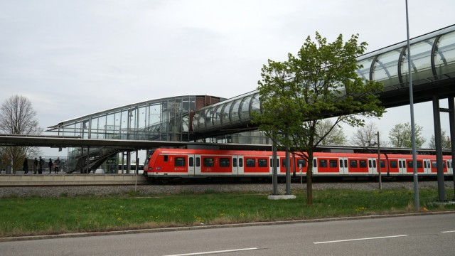Verkehr in München S-Bahn München