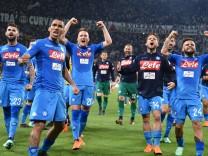 Juventus Turin - SSC Neapel
