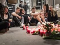Gedenkstätte für den toten Maurice in Passau