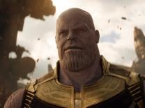 Kinostart - 'Avengers 3: Infinity War'