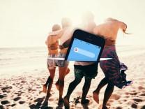 Verzicht auf Smartphone