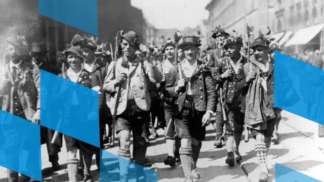 100 Jahre Freistaat Bayern 100 Jahre Freistaat Bayern