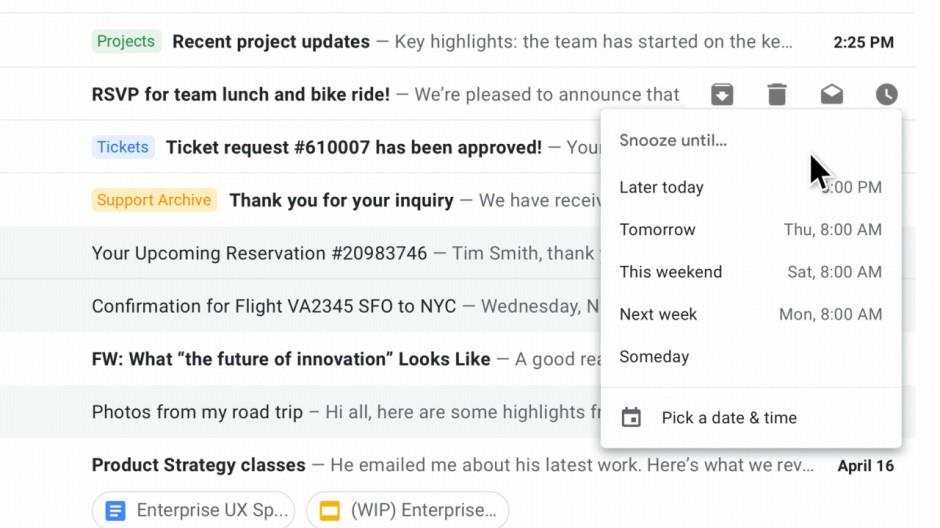 Das sind die wichtigsten Änderungen bei Gmail