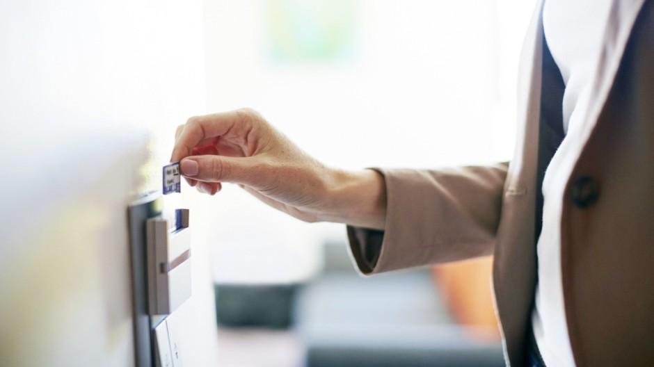 Sicherheitslücke: Hoteltüren sind anfällig für Hacker