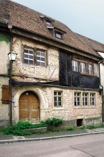Rothenburg Judengasse 10