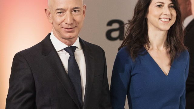 Verleihung des Axel Springer Awards