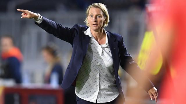 Frauenfußball: Martina Voss-Tecklenburg wird neue Bundestrainerin der Deutschen Frauen-Nationalmannschaft.