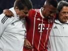 Boateng kann Bayern-Rückspiel abhaken - Bangen um WM-Einsatz (Vorschaubild)