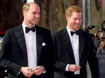 Prinz William soll Trauzeuge für Harry werden