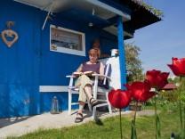 Grüne Idylle und Bio-Gemüse: Schrebergärten sind wieder in Mode